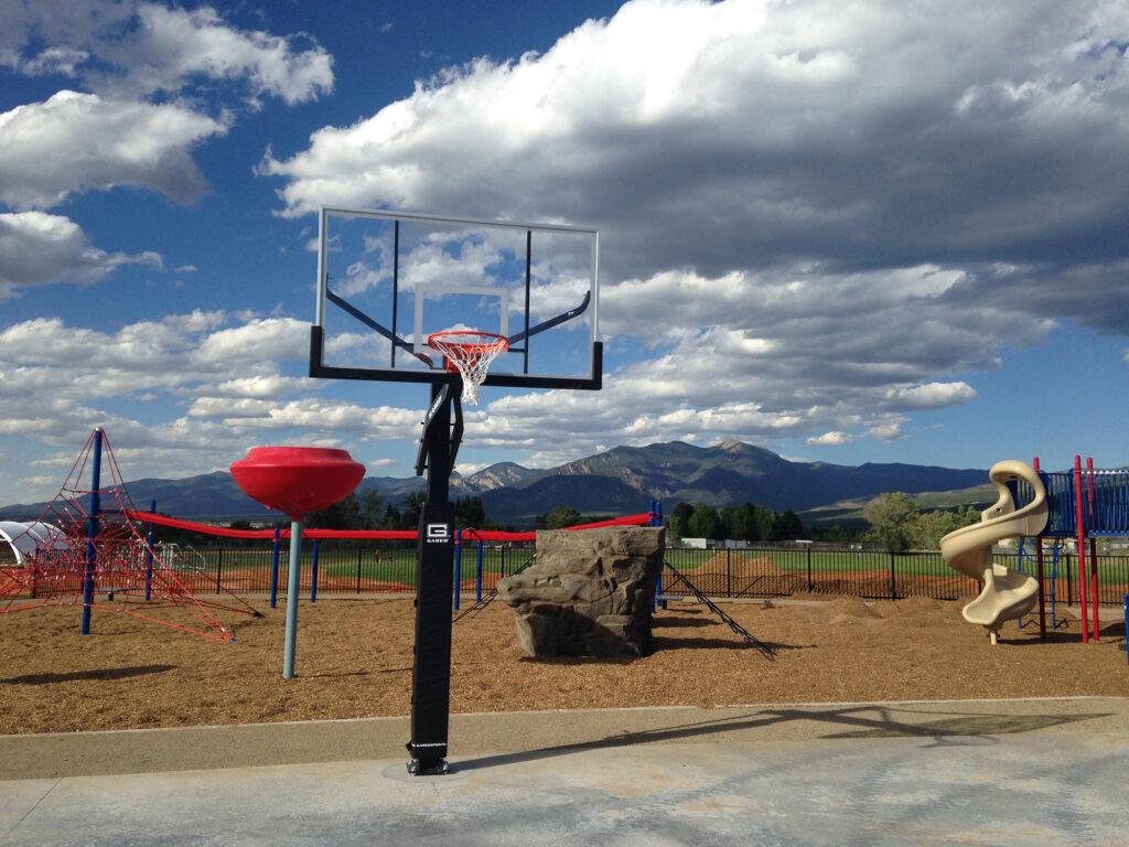 Outdoor Basketball Systems Australia