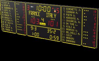 Bodet Scoreboards
